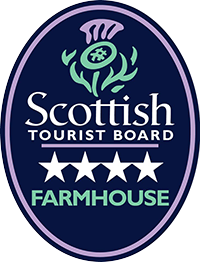 Scottish tourist board: Farmhouse 4 stars
